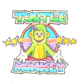 Turtle Monkey logo color final